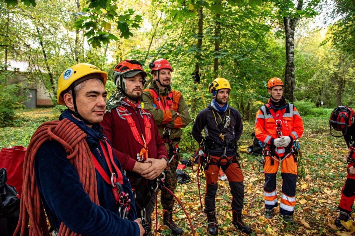 В России специалистов по уходу за деревьями с квалификацией европейского уровня станет больше